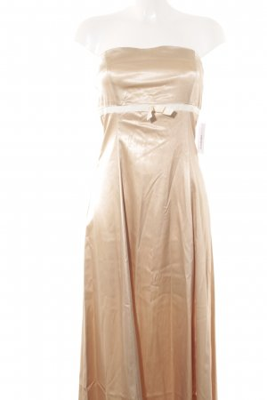 A-lijn jurk wolwit-room elegant