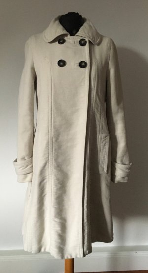 Marc by Marc Jacobs Short Coat natural white cotton