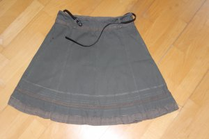 Zero Flared Skirt khaki