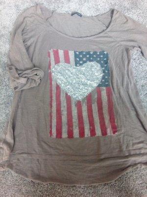Italy Shirt Tunic multicolored cotton