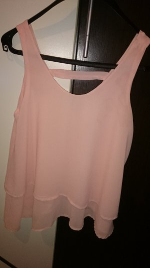 A-Linien Top in Rosa