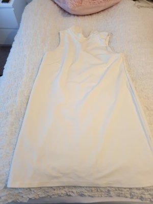 A-Linienkleid Kleid weiß