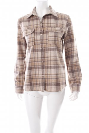 A.P.C. Flanellhemd Karomuster Country-Look