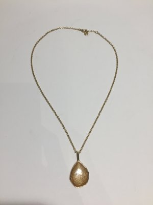 A.P.C. Necklace gold-colored metal