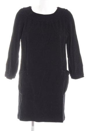 A.P.C. Robe courte noir style décontracté