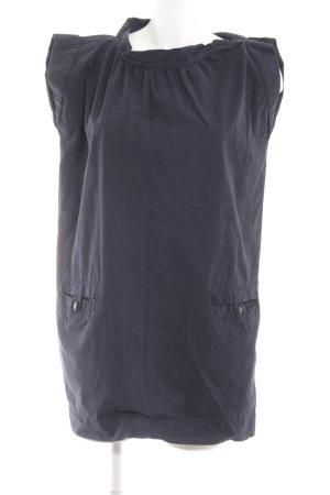 A.P.C. Robe courte bleu style décontracté