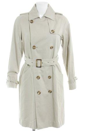 A.P.C. Trenchcoat hellbeige-beige Casual-Look