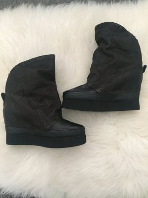 A.S 98 black boots Size 38