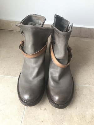 A.S. 98 Boots NEU Leder Boots Frühling