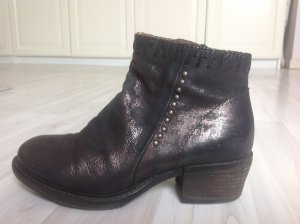 A.S.98 Low boot multicolore cuir