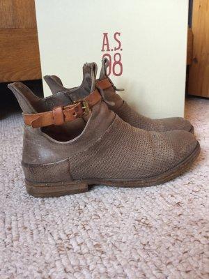 A.S. 98 Stiefeletten Boots Gr 37 wie neu!