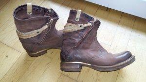 """A.S.98-- supercoole Boots, so gut wie """"ungetragen"""""""
