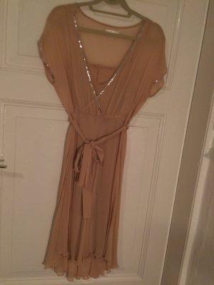 aaiko festliches Kleid in altrosa