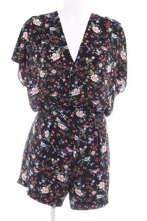 Aako Jumpsuit florales Muster Boho-Look