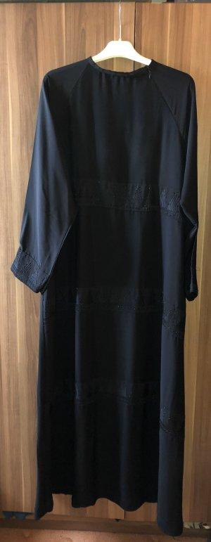 Caftano nero