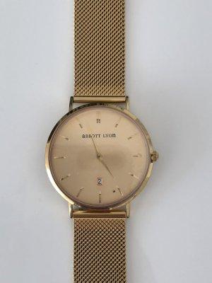 Abbott Lyon Goldene Uhr