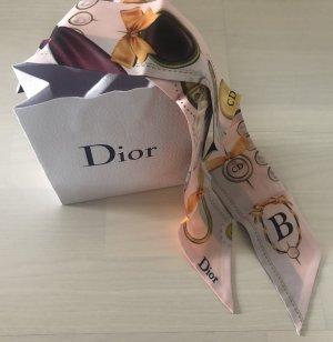 Dior Zijden doek lichtroze Zijde