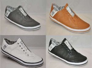 ABC Sneakers - Weiss