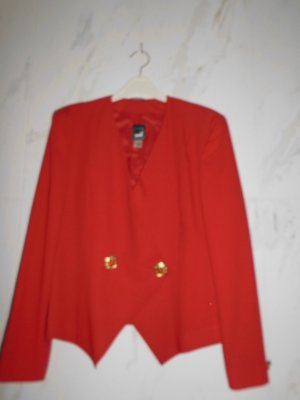 Mondi Traje de pantalón rojo Lana