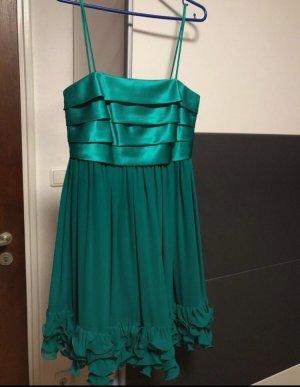 Vera Mont Vestido de noche verde