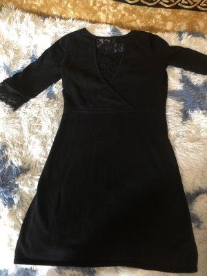 Zero Knitted Dress black