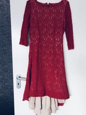 Bodyflirt Evening Dress dark red