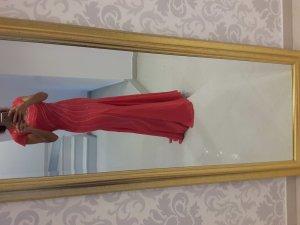 Abend kleid Campari Red Gr 36 Top Zstand