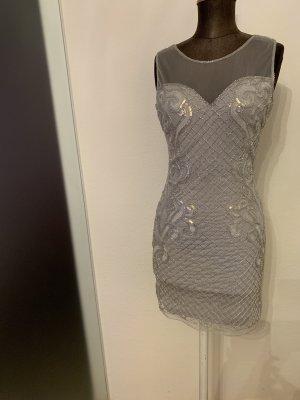 Abend Kleid Cocktail Gr 38 40 M/ L von Boohoo