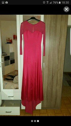Abend Kleid Farbe pink