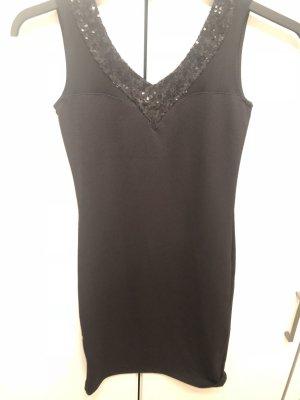 Abend Kleid in schwarz
