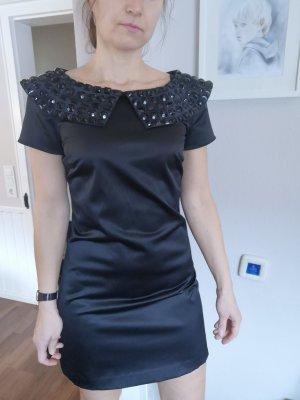 Abend Kleid Mini Gr 34/36