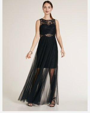 Abend Kleid von Heine