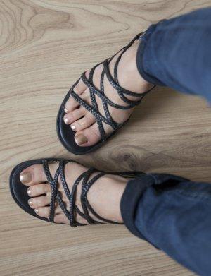 Clarks High Heel Sandal black