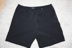 Abend-Shorts mit Bügelfalte