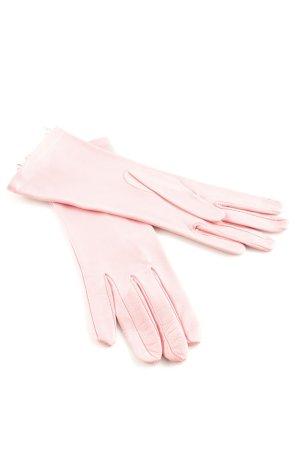 Abendhandschuhe rosa Elegant