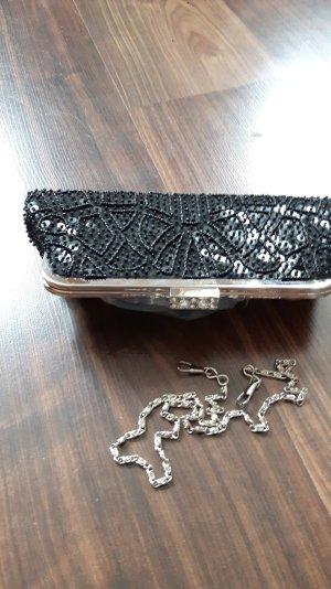 Abendhandtasche schwarz
