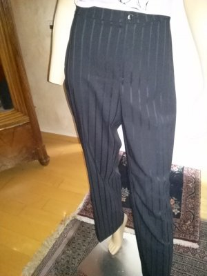 Mac Marlene Trousers black mixture fibre