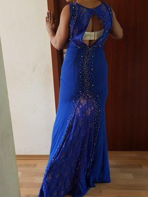 Evening Dress blue
