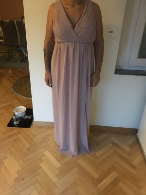 Asos Evening Dress rose-gold-coloured