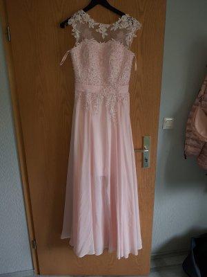 100 Robe de soirée rose clair
