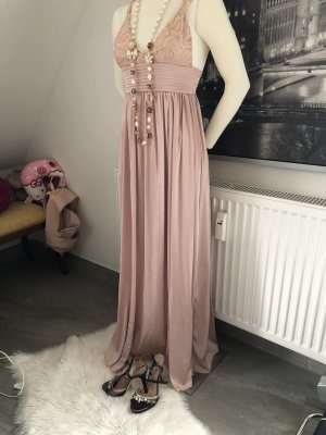 SheIn Evening Dress rose-gold-coloured