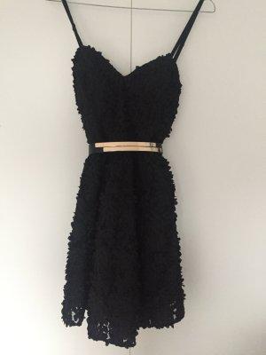 Abendkleid 34, Schwarz