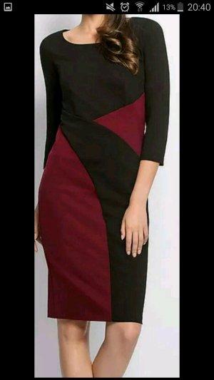 Abendkleid 38 schwarz