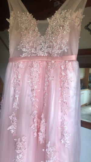 0039 Italy Ball Dress pink