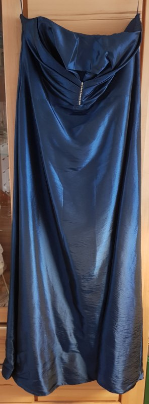 C&A Evening Dress blue