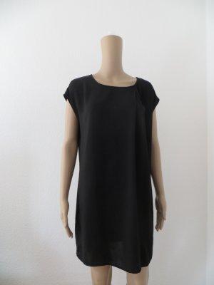 Gisel Robe chemisier noir polyester