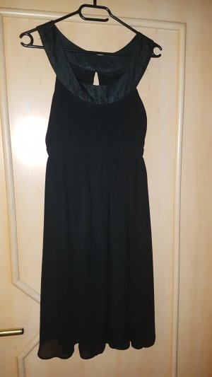 Evening Dress black polyester
