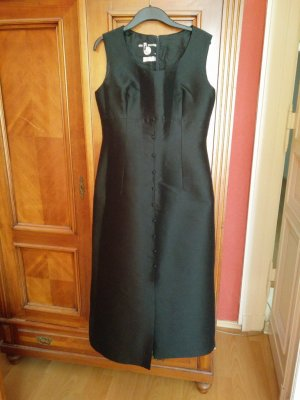 Evening Dress black mixture fibre