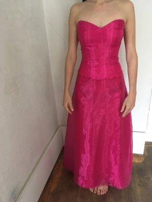 Abendkleid/Abiballkleid pink