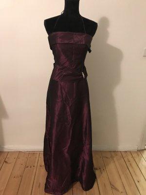 C&A Evening Dress blackberry-red-purple